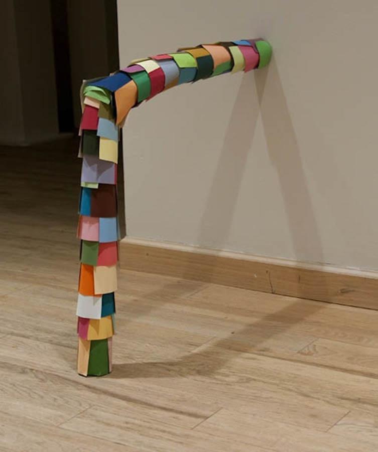 All A Round  , Housatonic Museum, CT,   Bum Leg