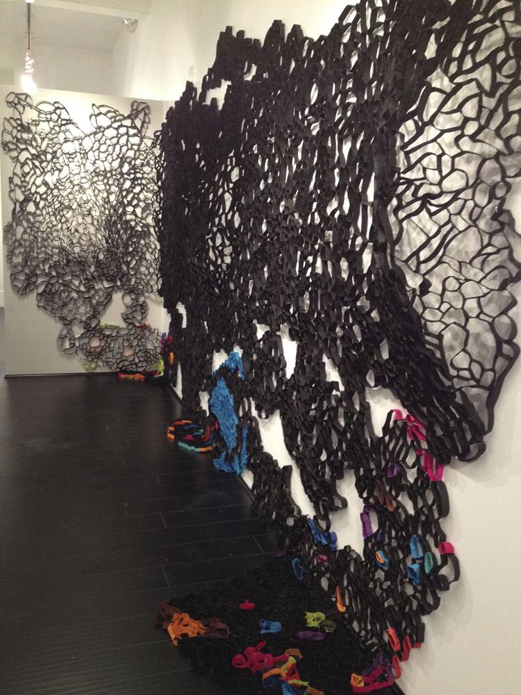 Kenise Barnes Gallery, Larchmont, NY Jan.-Feb. 2014