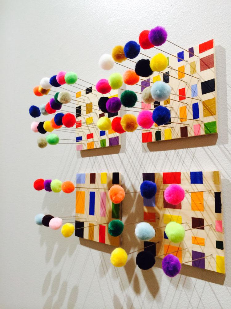"Shintaro Akatsu School of Design, University of Bridgeport ""One + One"", 2014-2015"