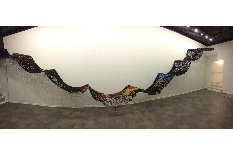 Five Points Gallery, Torrington, CT Hoots,Wail & Buzz 2014