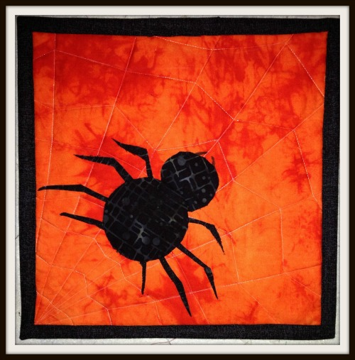 """2012 BBW """"Alice's Spider,"""" by me. Based on  Go Ask Alice ."""