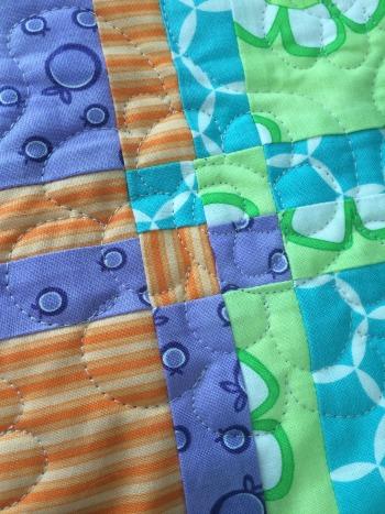 D4P Baby Quilt