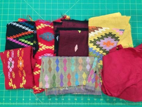 Burma Fabrics