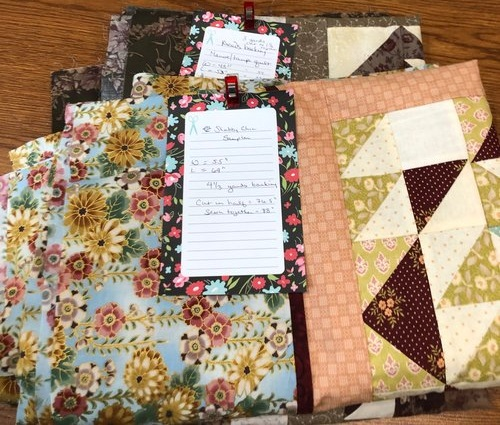 Works in Progress — blog — Quilting   for the Rest of Us