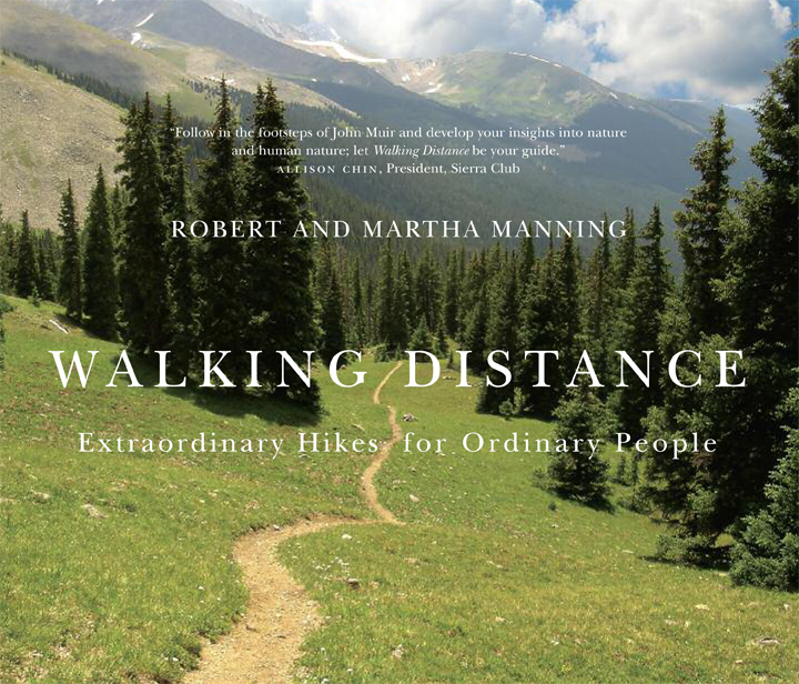 - Walking Distance: Extraordinary Hikes for Ordinary People encourages readers to walk more in their everyday lives and to consider long-distance walking. The heart of the book is first-hand descriptions of 30 of the great long-distance trails on six continents.
