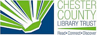 Chester County Library Trust logo