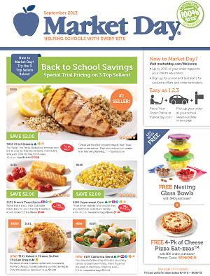 Market Day Order Guide for September 2013