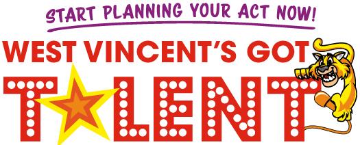 West Vincent's Got Talent Show is coming!