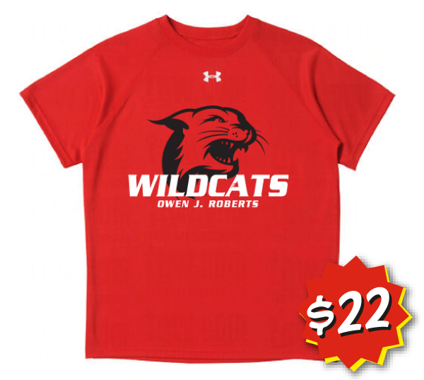 LIMITED EDITION! Under Armour HeatGear in Very Limited Youth Sizes