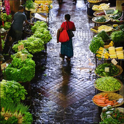 Market -  Port Louis