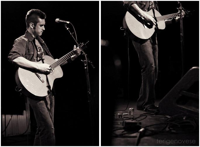 Matthew Santos at the Roxy 2008