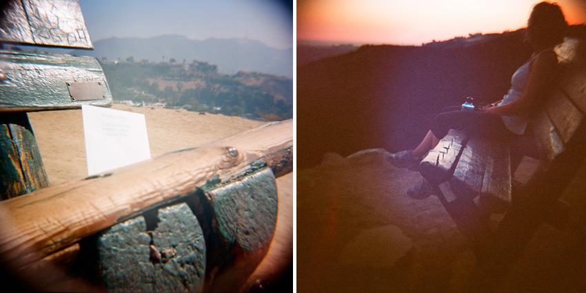 Runyon Canyon Hollywood California