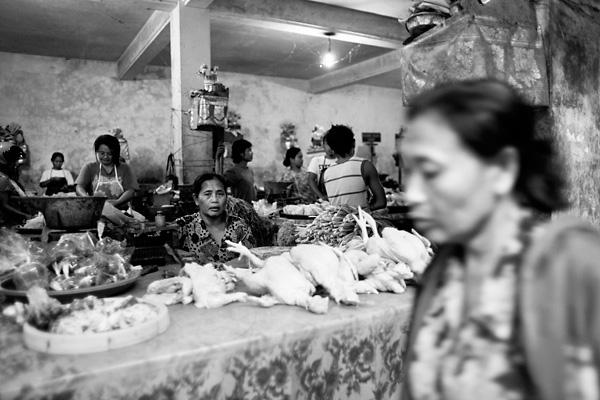 Traditional Balinese Market, the Ubud Market