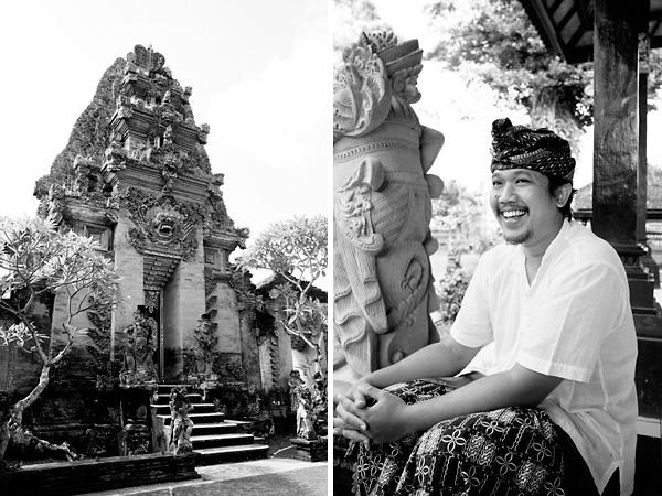 Bali Travel Photographs - Prince of Pelitian