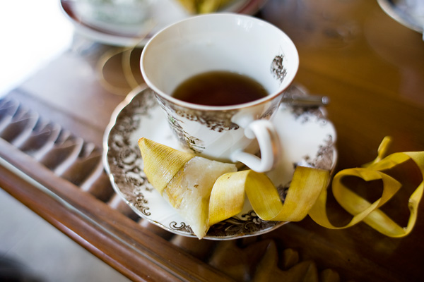 Bali Travel Photography - Tea with the Prince of Pelitian