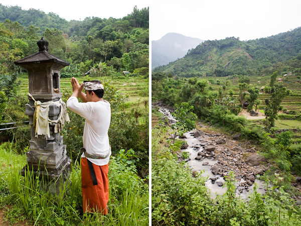 Bali Travel Photography - Holy Springs, Amed