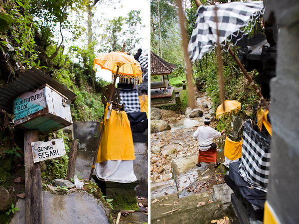 Bali Travel Photographs - Holy Springs, Amed