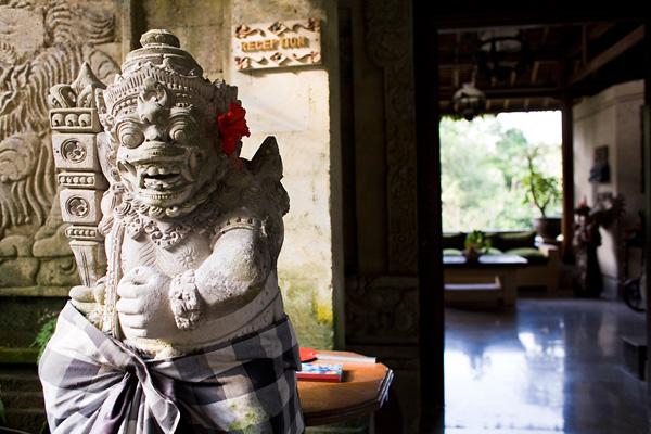 Hotel Tjampuhan; Ubud, Bali; Bali Travel Photography