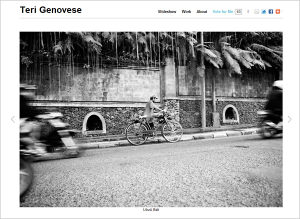 One Life Contest PDN Magazine - Bali Documentary Photographs by Teri Genovese