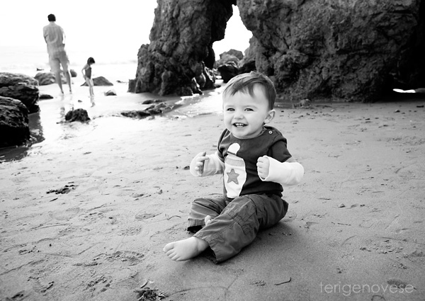 Southern California Beach Portrait Photography