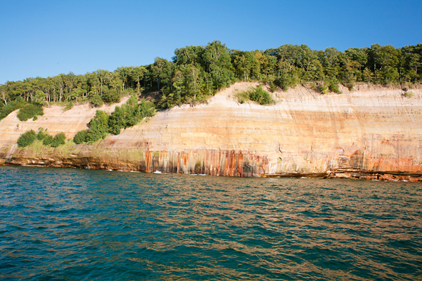 Pictured Rocks Photos by Teri Genovese