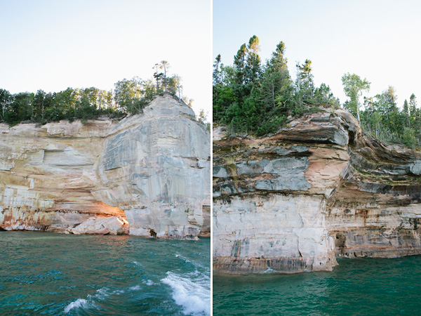 Pictured Rocks Photographs by Teri Genovese