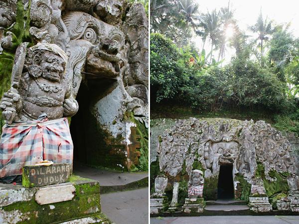 Goa Gajah Elephant Cave; Bali