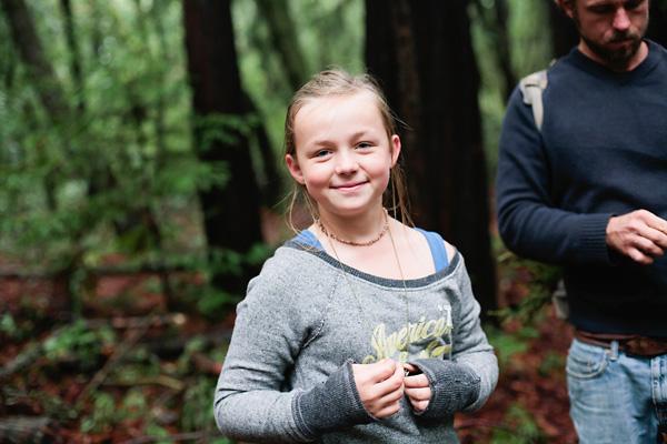 Santa Cruz, CA Redwood Forest - Fine Art Documentary Portraits