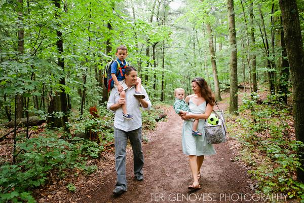 Lake Michigan Family Photography
