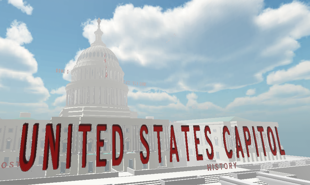 United States Capitol   Visit Now- Choose Your Platform