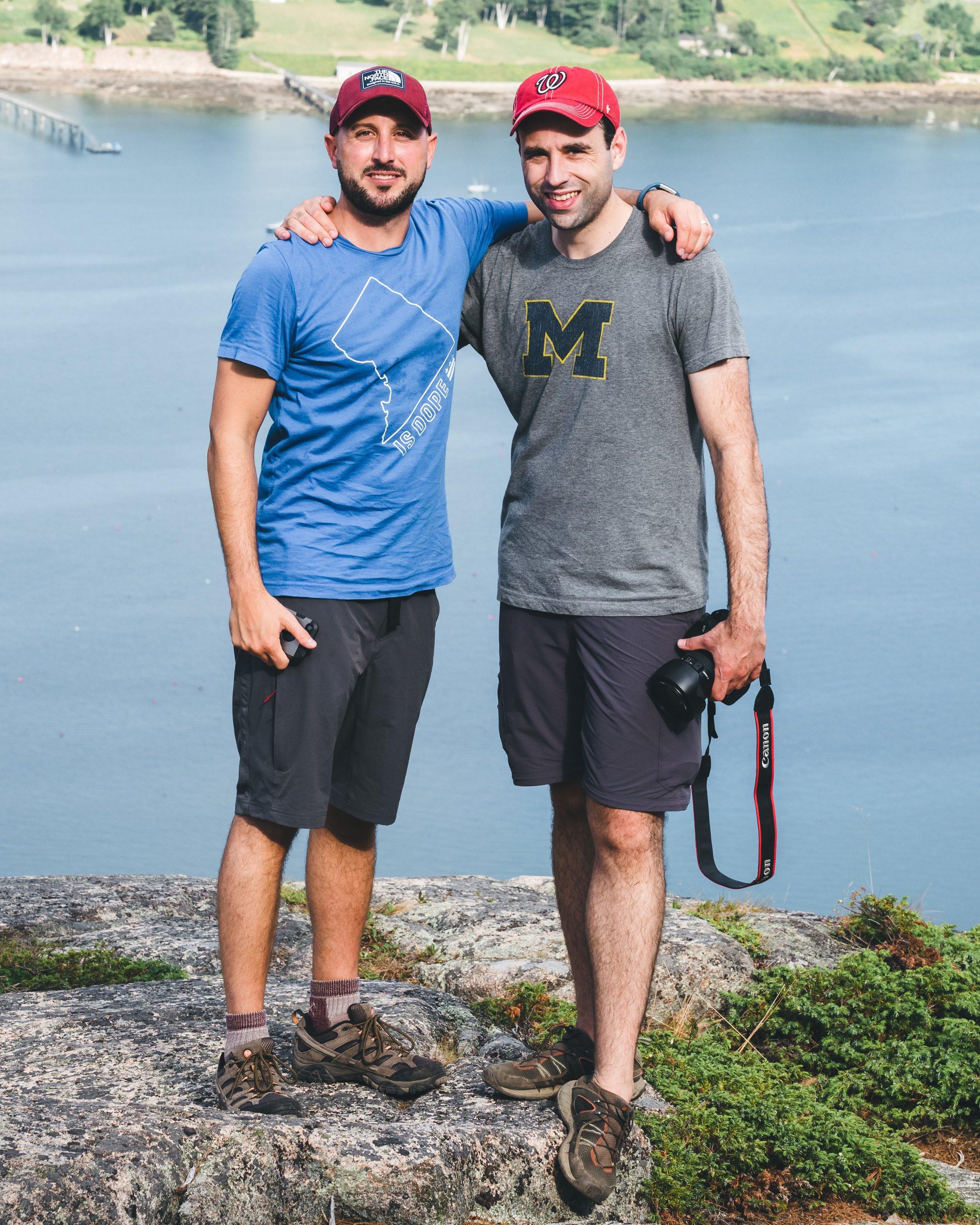 Luis & Brandon