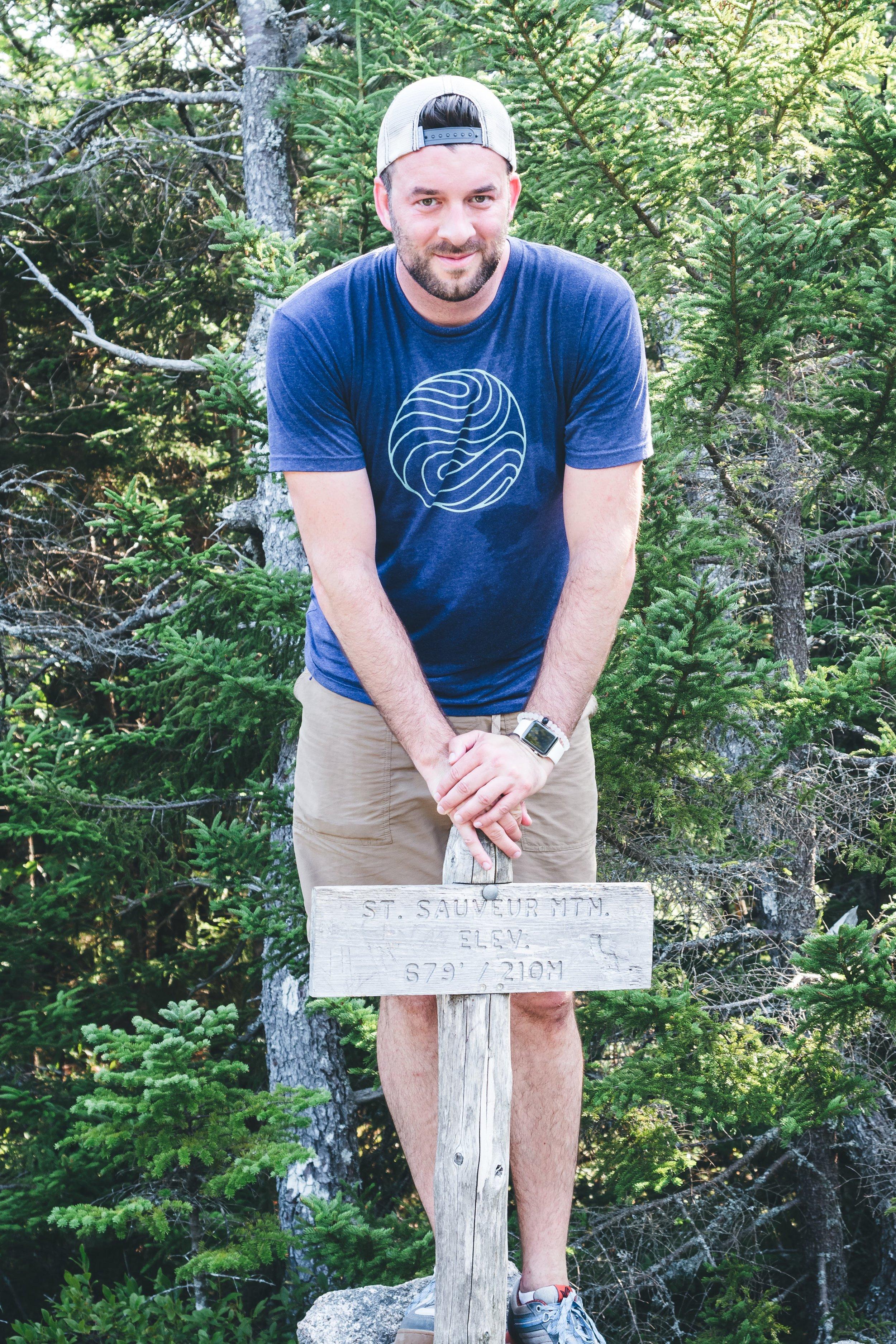 Saver Mountaint Summit