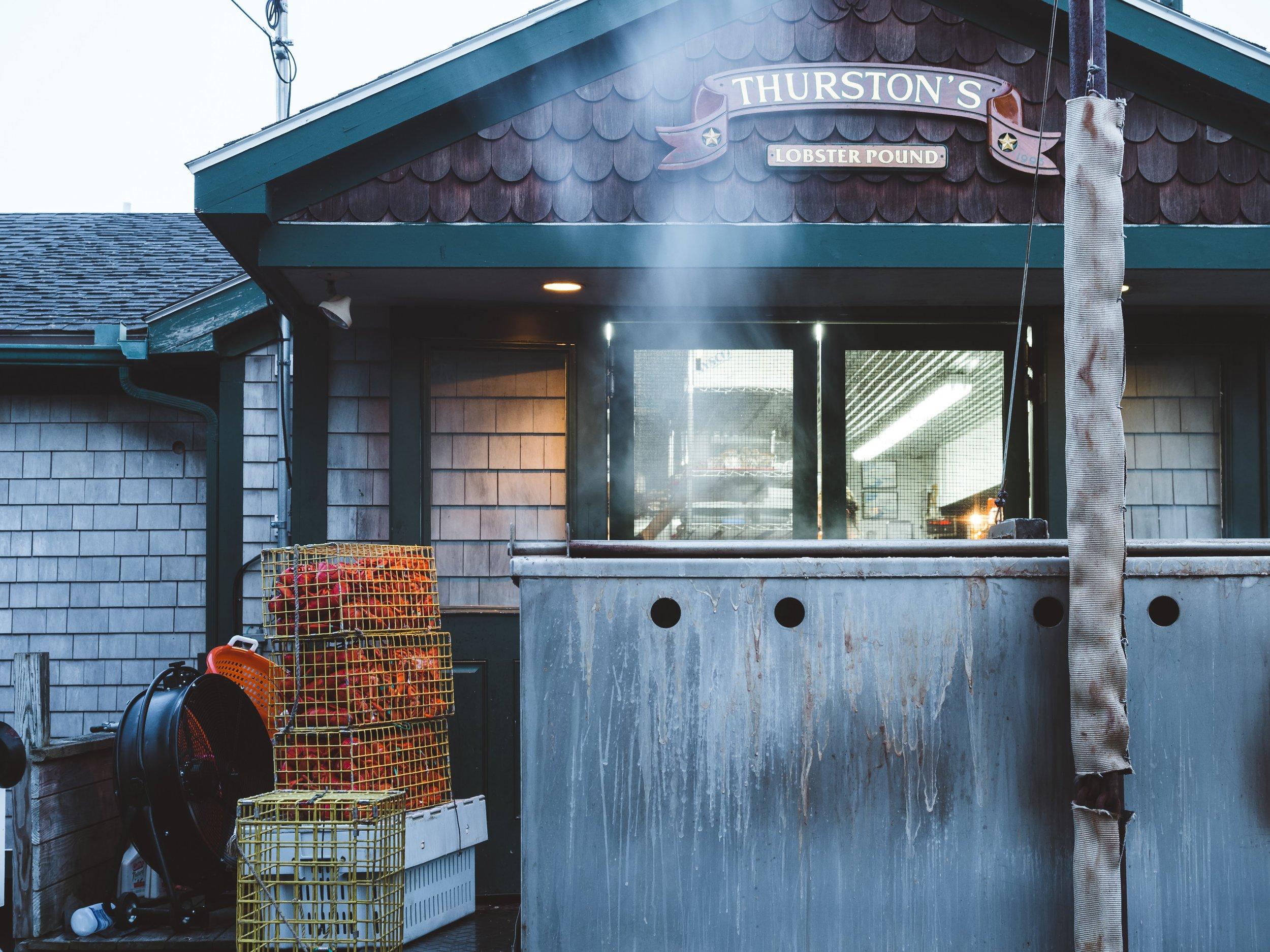 Thurston's Lobster Pound