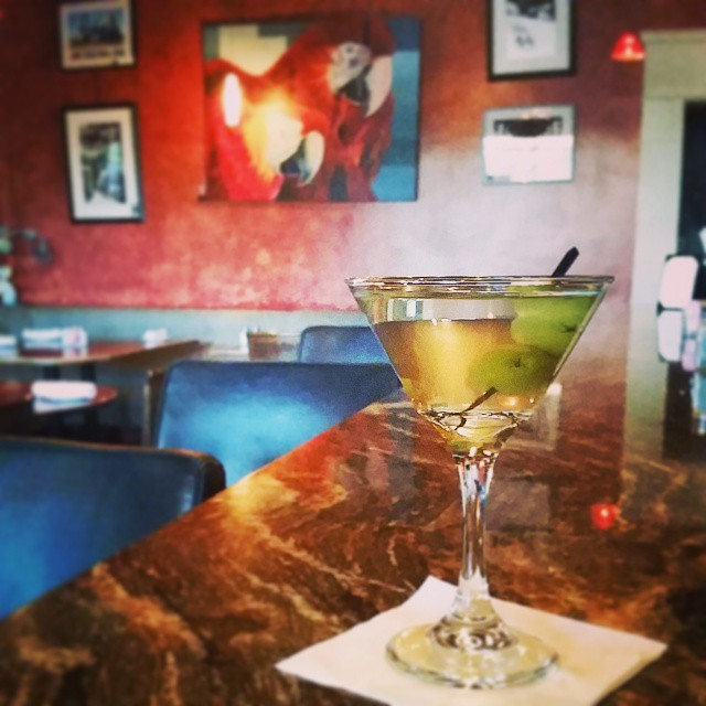 #thewildfork #uticasquare #tulsa #oklahoma #martini