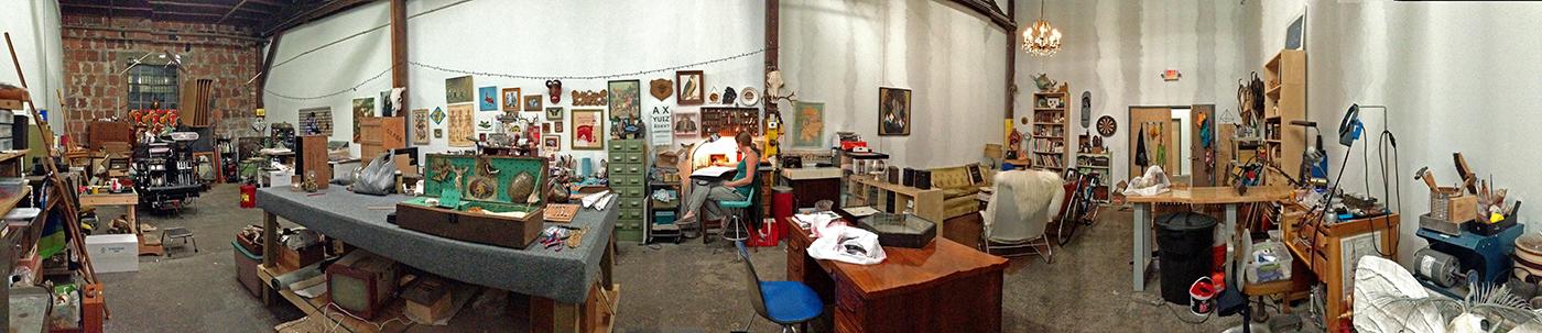 CoRK Studio 4 West Gallery - Crystal Floyd, Jamie Jordan & Olivia Carr