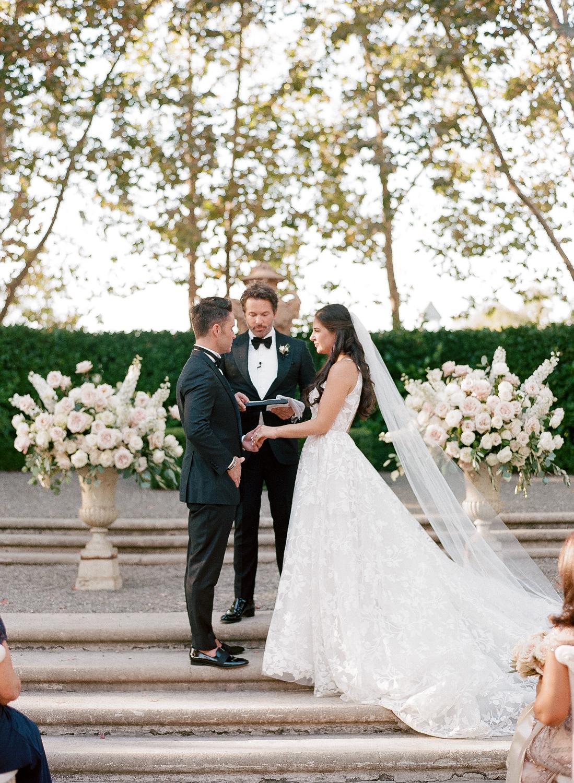 Sylvie Gil | Beaulieu Gardens | Bustle Events| Napa Wedding|