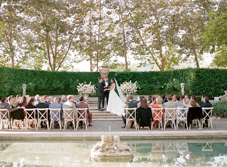 Sylvie Gil | Napa Wedding | Beaulieu Gardens | Bustle Events