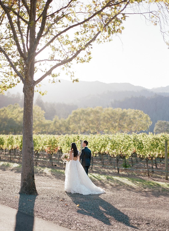 Sylvie Gil | Beaulieu Gardens | Vineyard | Bustle Events