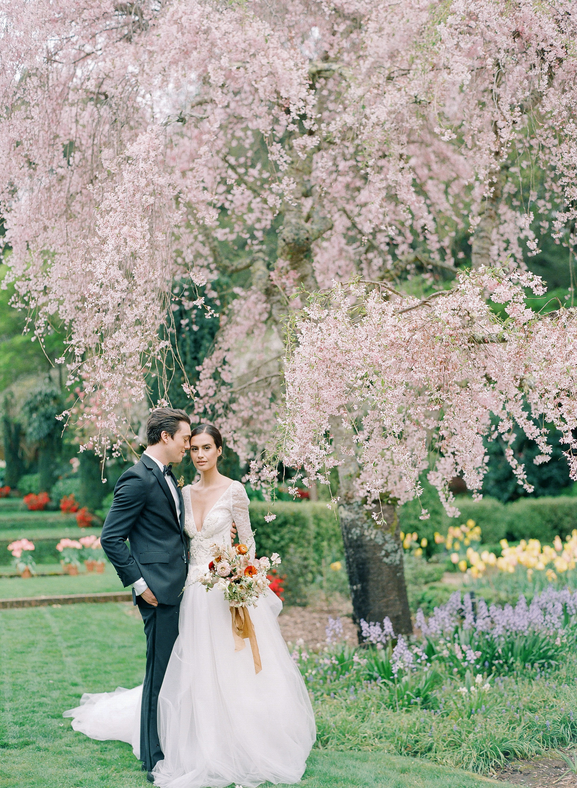 Filoli | Filoli Garden | Wedding | Amanda Crean Photography | Bustle Events |