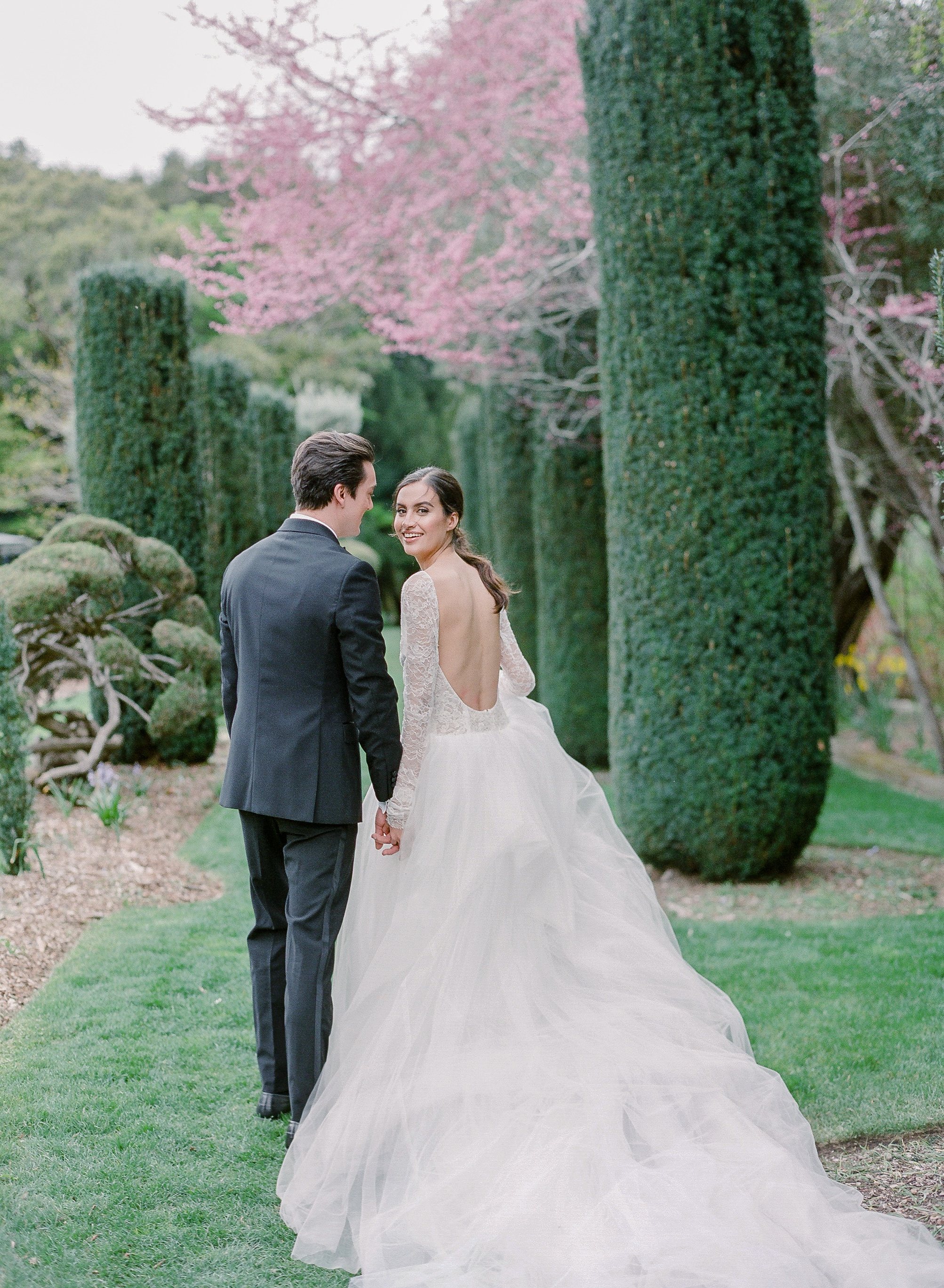 Filoli | Filoli Garden | Wedding | Amanda Crean Photography | Bustle Events | wedding