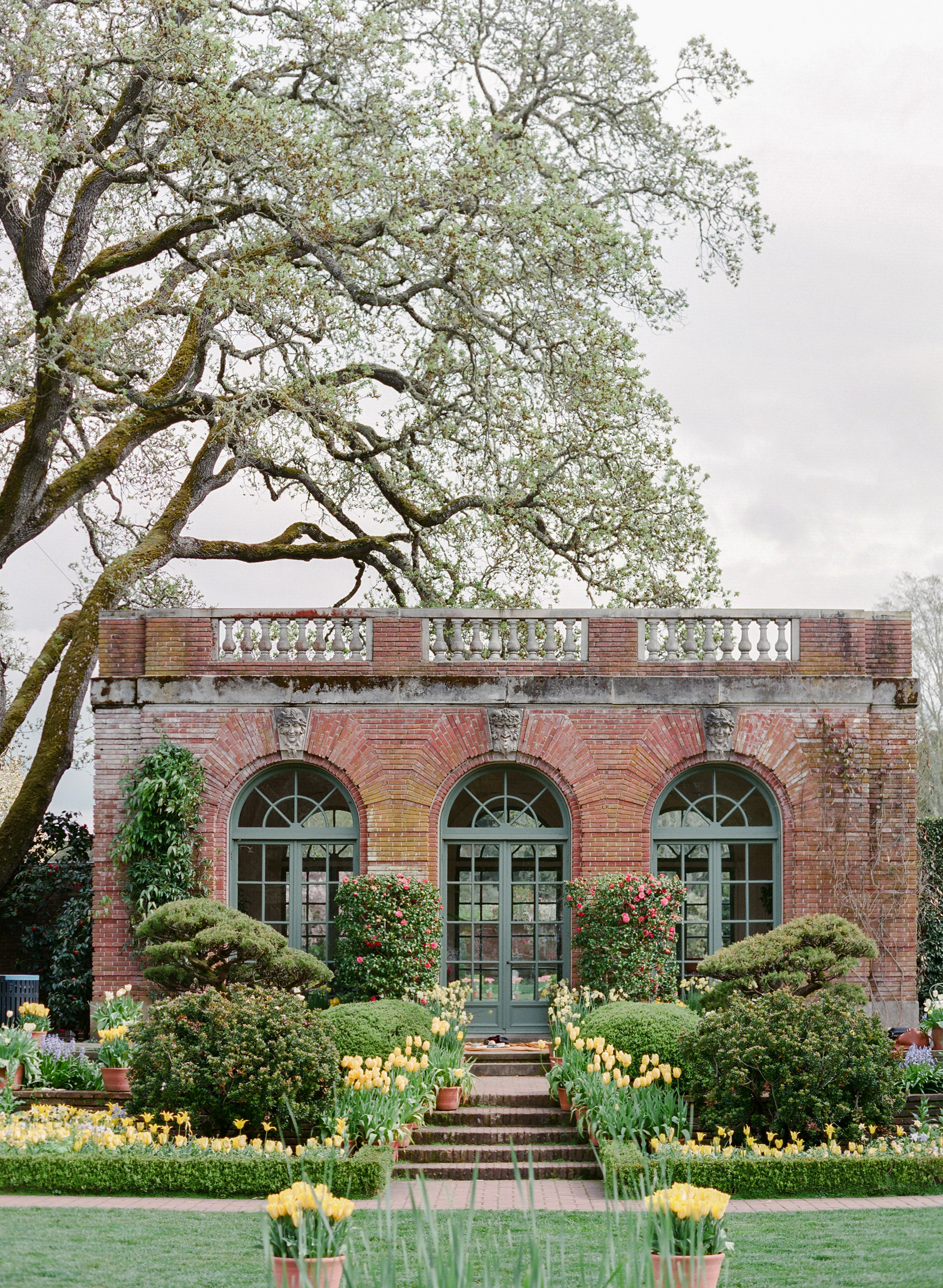 Filoli | Filoli Garden | Wedding | Amanda Crean Photography | Bustle Events