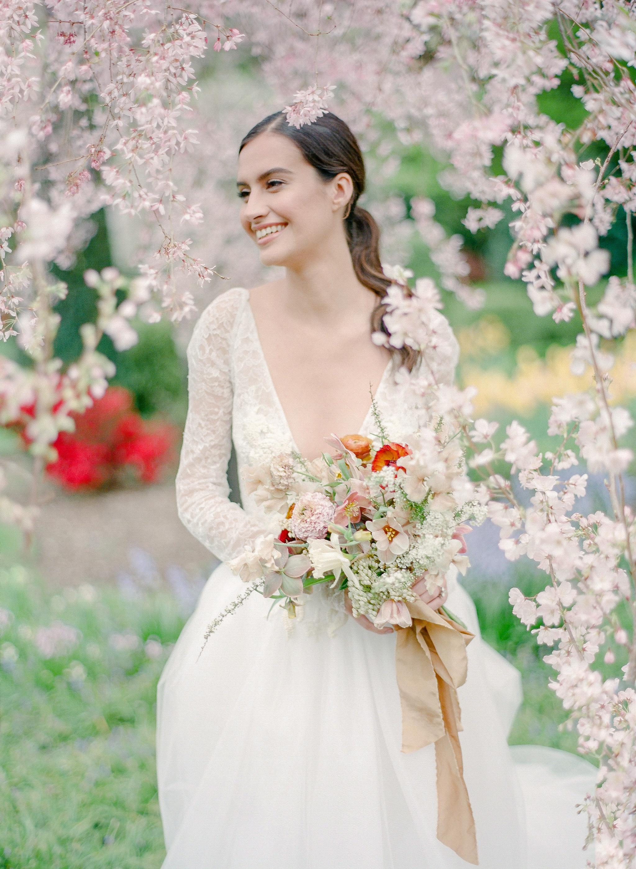 Filoli | Filoli Garden | Wedding | Amanda Crean Photography | Bustle Events | Vera Wang | Bride