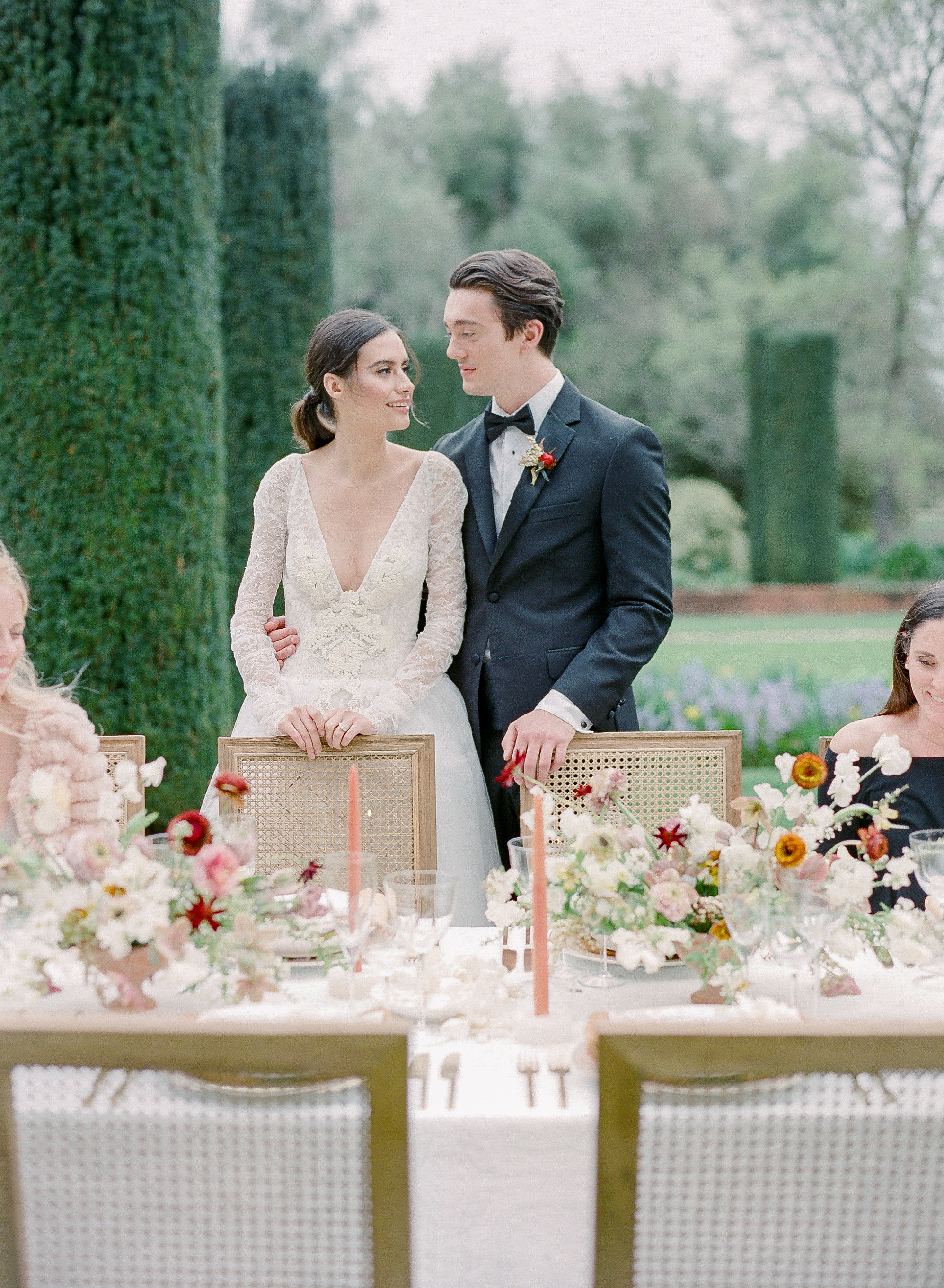 Filoli | Filoli Garden | Wedding | Amanda Crean Photography | Bustle Events | Design House of Miora | Paula Le Duc Fine Catering