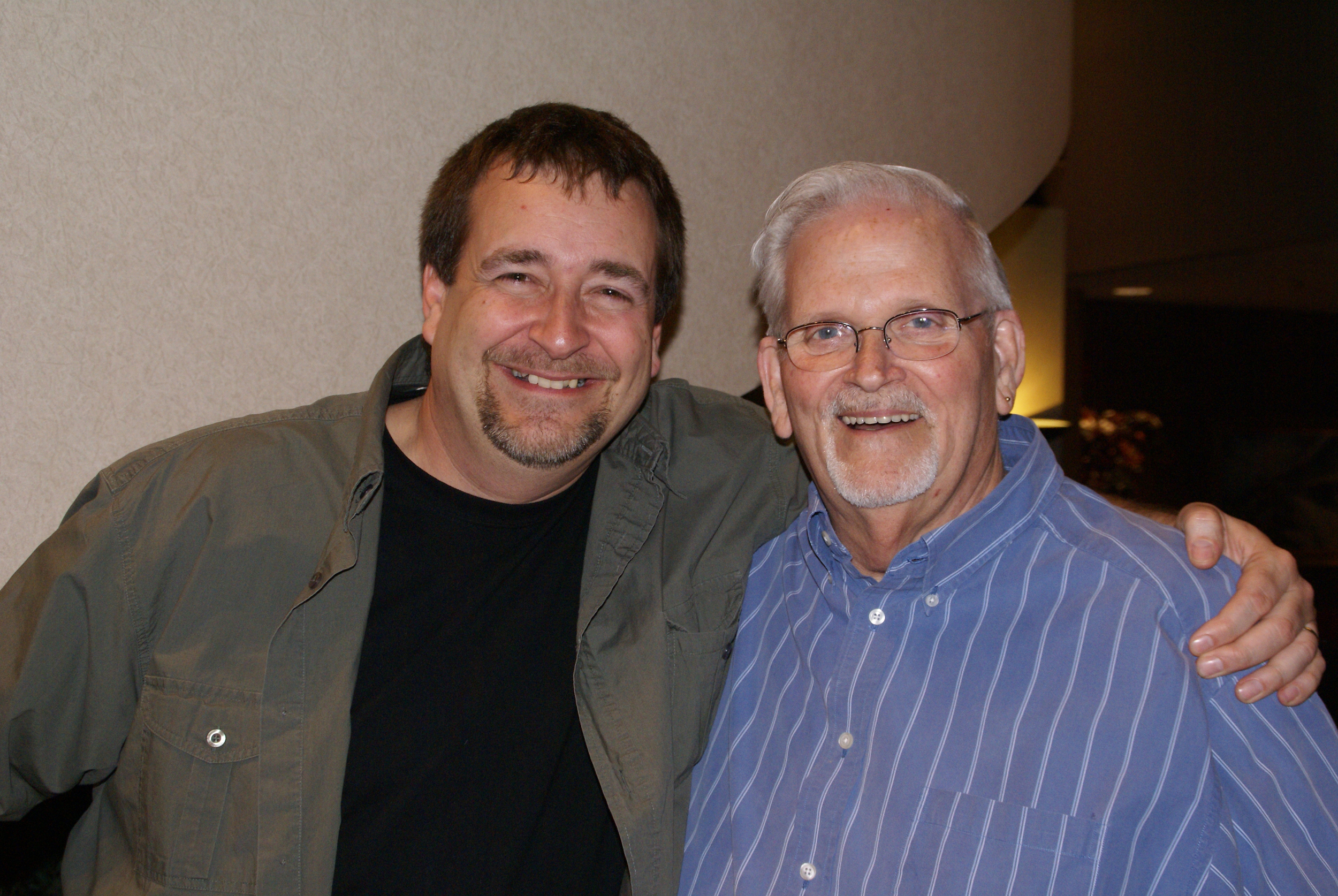 Ric and Dennis Hale