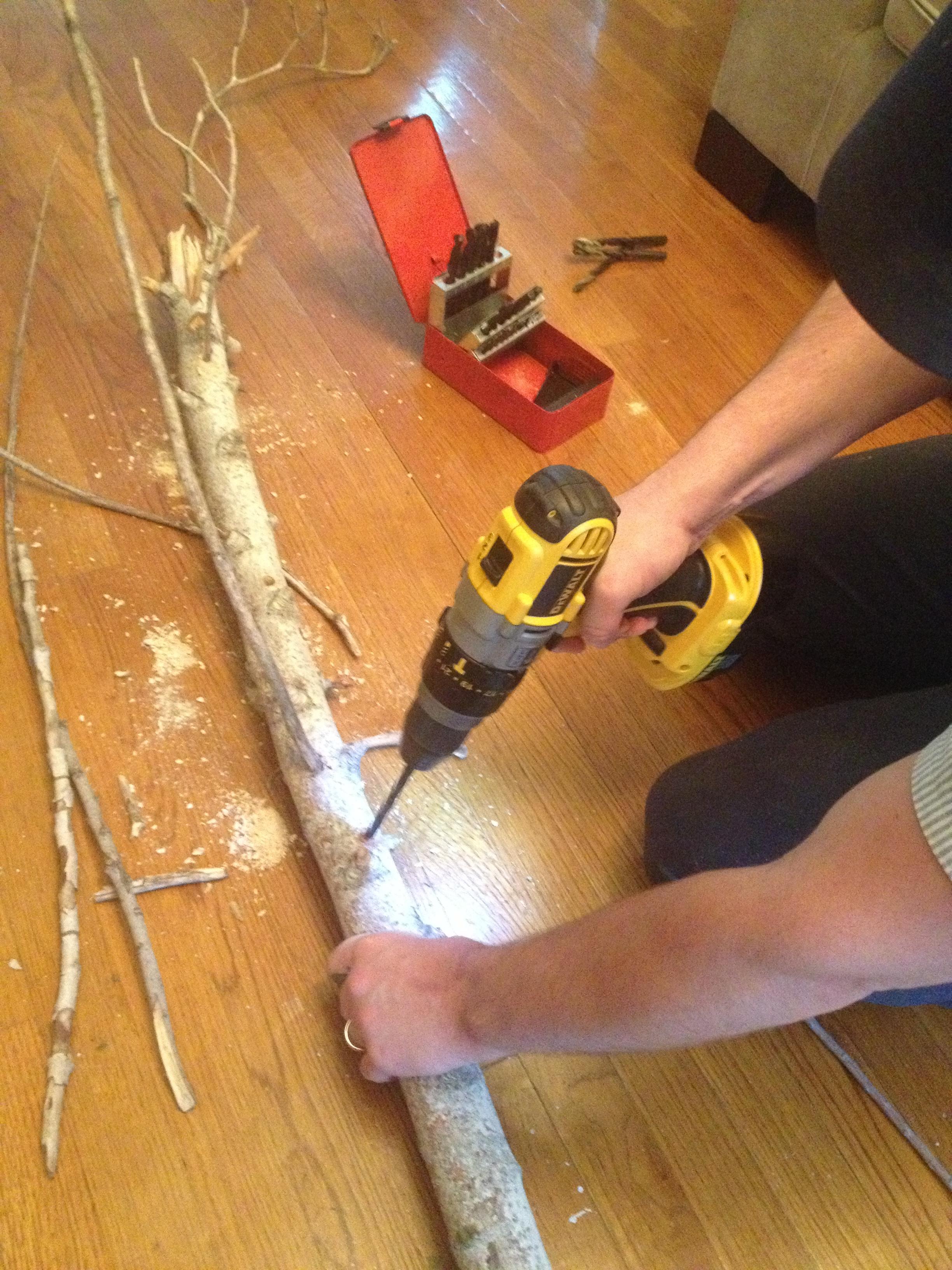 homemade stick tree.JPG
