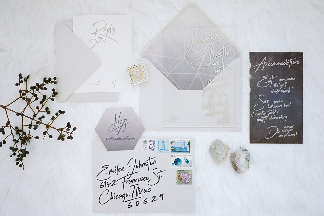 Anna Delores Photography, Prim & Pixie Stationery