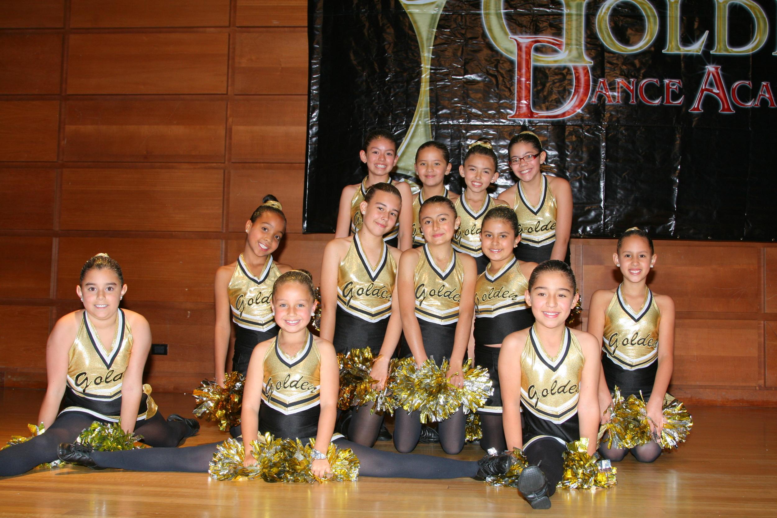 2008 Junior Jazz & Pom Team.JPG