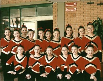1999 Elite Jazz & Pom Team.JPG