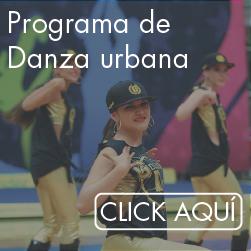 programa de danza urbana