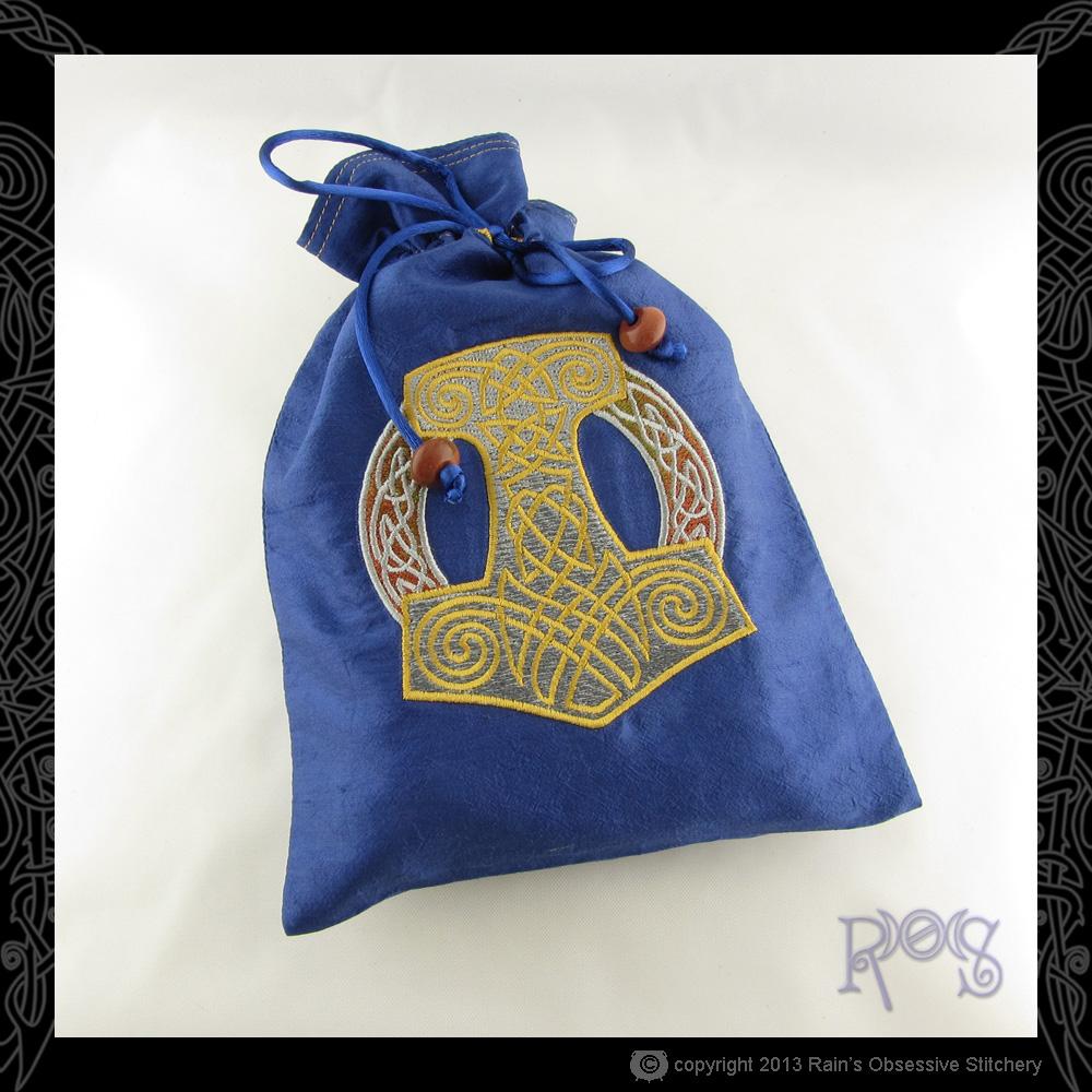 Tarot-Bag-Lg-Blue-UT-Celtic-Thor's-Hammer.JPG